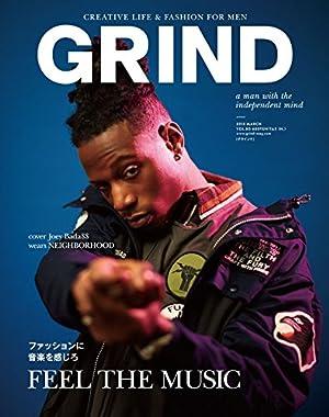 GRIND(グラインド) 2018年 03 月号 (ファッションに音楽を感じろ FEEL THE MUSIC)