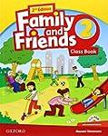 Family & Friends 2 Cb Pk 2Ed (Family...