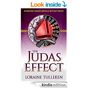THE JUDAS EFFECT (The Archbishop Shakes series)