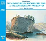 img - for The Adventures of Huckleberry Finn and the Adventures of Tom Sawyer (Junior Classics) book / textbook / text book