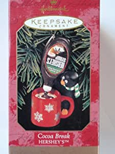 Hallmark Keepsake Ornament 1999 Cocoa Break Hershey's