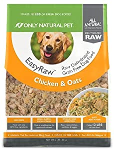 Only Natural Pet EasyRaw Chicken & Oats 2 lbs