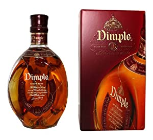 Dimple 15yr Old Scotch Whisky - 700ml