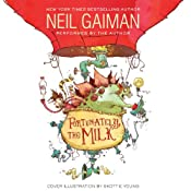 Fortunately, the Milk | [Neil Gaiman]