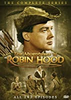 The Adventures Of Robin Hood The Complete Series from Mill Creek Entertainment