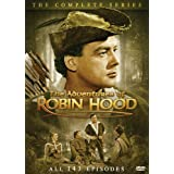 The Adventures of Robin Hood: The Complete Seriesby Richard Greene