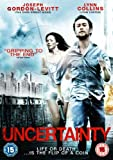 Uncertainty [DVD]