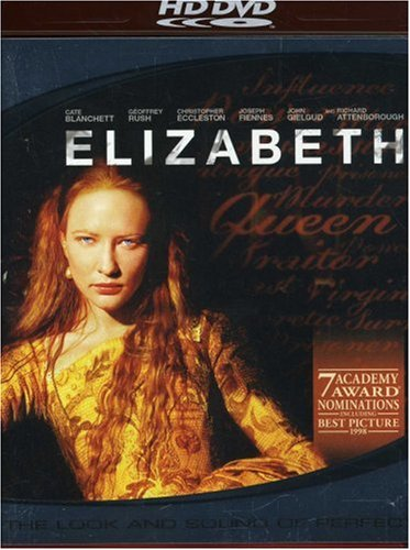 Cover art for  Elizabeth [HD DVD]