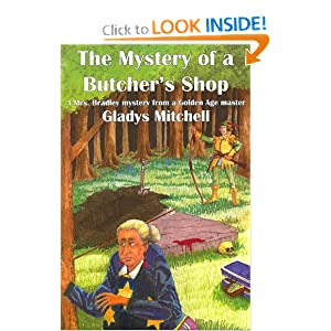 The Mystery of a Butcher's Shop - Gladys Mitchell
