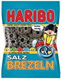 Haribo Salty Licorice Pretzels 200 g