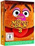 Die Muppet Show 3 - Die komplette dritte Staffel (Special Edition) [4 DVDs]