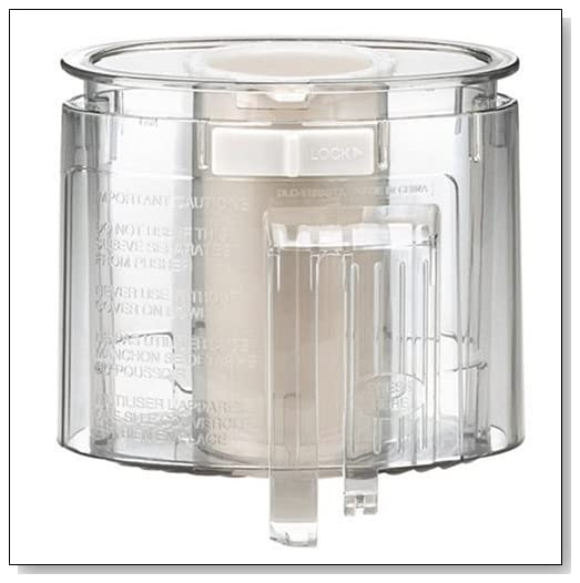 Cuisinart DLC-10S Pro Classic 7-Cup Food Processor, White