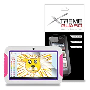 "XtremeGUARD© Screen Protector (Ultra CLEAR) For eMatic FUNTAB 7"" KIDS TABLET at Electronic-Readers.com"