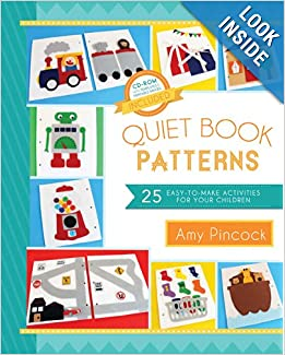 graphic about Printable Quiet Book Templates known as Serene E-book Strategies The Encouraged Residence