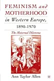 img - for Feminism and Motherhood in Western Europe, 1890-1970: The Maternal Dilemma by Allen, Ann Taylor (2007) Paperback book / textbook / text book
