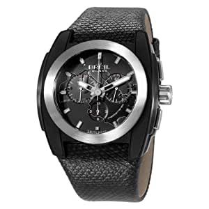 Breil Milano Men's BW0507 Mediterraneo Analog Black Dial Watch