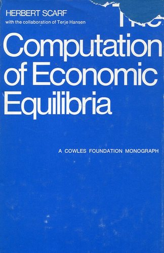 The Computation of Economic Equilibria