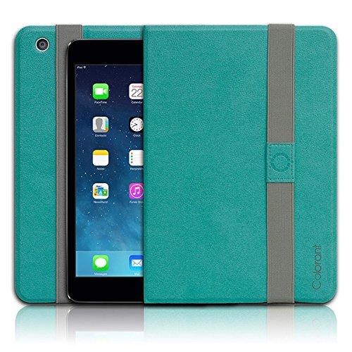 ipad-mini-cover-case-colorant-book-cover-standing-case-for-ipad-mini-1-2-and-3-mint