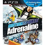 Selected MotionSports: Adrenaline PS3 By Ubisoft