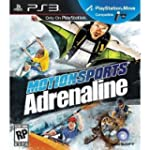 Selected MotionSports: Adrenaline PS3...