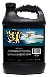 Amazon Com Marine 31 Mildew Remover 128 Oz Automotive