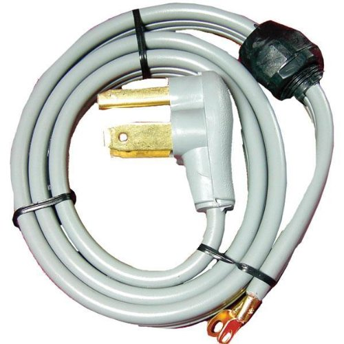 PETRA 90-1020QC 3-Wire Quick-Connect Dryer Cord Closed EndB00009W3P5