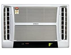 Hitachi RAV222HUD Summer QC Window AC (2 Ton, 2 Star Rating, White)