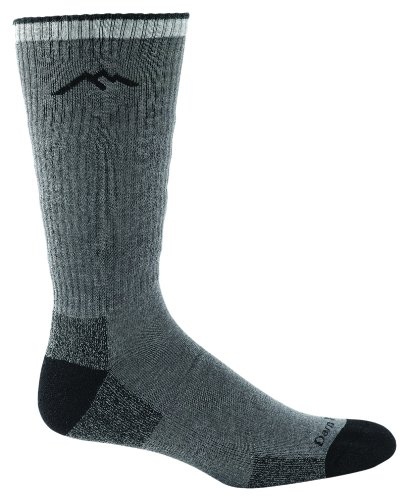 Darn Tough Coolmax Boot Cushion Sock - Men'S Charcoal Small