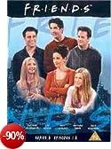 Friends Ser.6 - Eps. 1-8 [Edizione: Regno Unito]