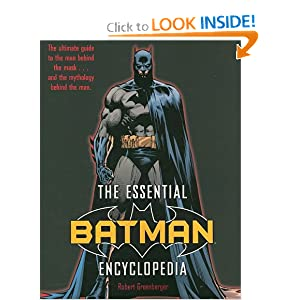 Essential Batman Encylopedia