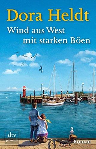 Buchcover: Wind aus West mit starken Böen: Roman