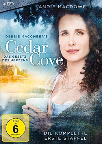 Cedar Cove - Das Gesetz des Herzens (Die komplette erste Staffel) [4 DVDs]