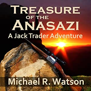 Treasure of the Anasazi Audiobook