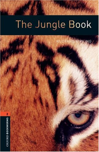 Oxford Bookworms Library: The Jungle Book: Level 2:...