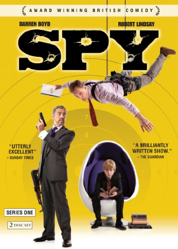 Spy: Series 1 [DVD] [Import]