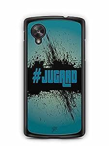 YuBingo Jugaad Designer Mobile Case Back Cover for Google Nexus 5X