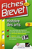 Fiches Brevet Histoire des arts 3e: Fiches de cours - Troisième