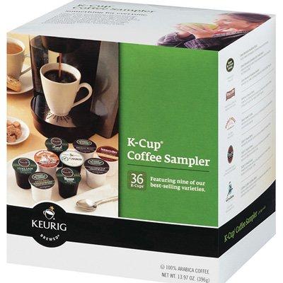 Keurig K-Cup Coffee Sampler 36 Ct