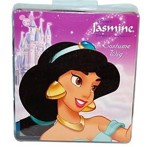 Disney Jasmine Costume Wig