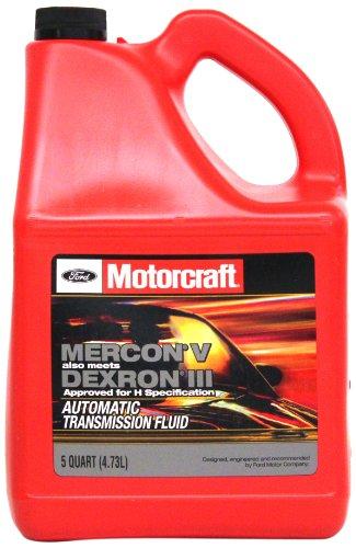 Genuine Ford XT-5-5QM MERCON-V Automatic Transmission and