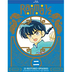 Ranma 1/2 Set 2 Blu-ray