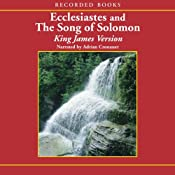 Ecclesiastes and The Song of Solomon | [Recorded Books]