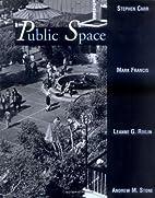 Public Space (Cambridge Series in…