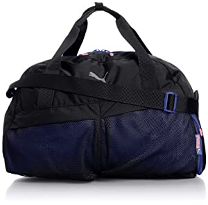 PUMA Gym Duffle.Bck/Spec - Bolsa de deporte, color multicolor, talla UA