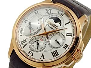 Amazon.com: Watch Seiko Premier Srx008p1 Men´s White: Watches