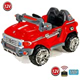 Voiture Electrique crooza ® MONSTER