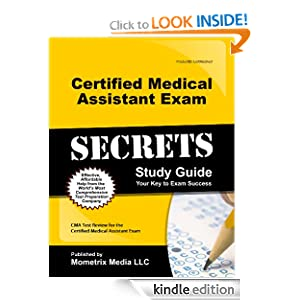 National Certified Medical Assistant Exam.