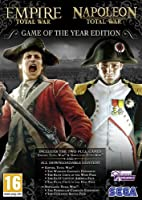 Empire and Napoleon Total War Collection - Game of the Year (PC DVD)