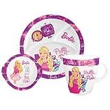 Servewell Barbie Pink Kids Set, 3-Pieces