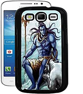 ColourCraft Lord Shiva Design Back Case Cover for SAMSUNG GALAXY S3 I9300 / I9305